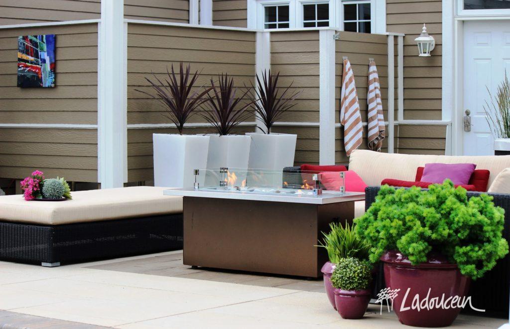 am nagement paysager de votre cour arri re ladouceur. Black Bedroom Furniture Sets. Home Design Ideas